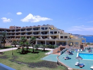 Marina Palace Apartments, Ibiza