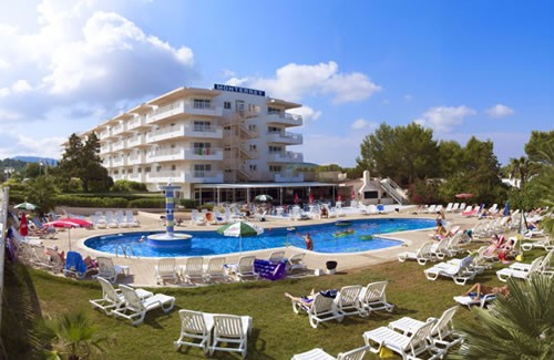 Monterrey Apartments Ibiza Hotels With Discount Online