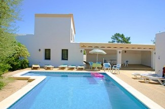 Sample Ibiza villas slideshow