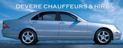 Devere Chauffeurs & Tours Edinburgh