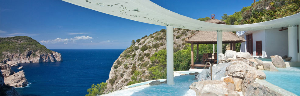 Ibiza villas slideshow